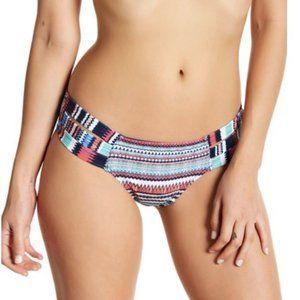 NWT Jessica Simpson Multi-Colour Bikini Bottom